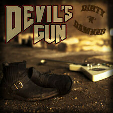 Dirty N Damned - Devils Gun (2016, CD NEUF)