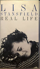 Lisa Stansfield Real life video bmg arista vhs no mc rare