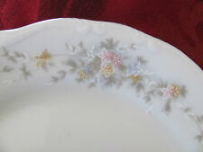 Johann Haviland Bavaria Germany Floral Spendor 8 dinner plates 10""