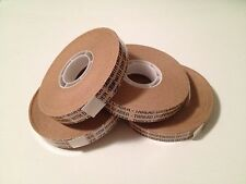 "4 ROLLS Acid Free ATG Tape (1/2"" x 36yd) Fits 3M Scotch 700 Gun/Compares to 908"