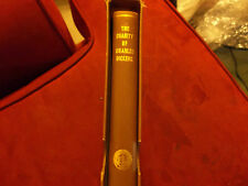 The Charity of Charles Dickens by Edward Payne, Bibliophile Society Ltd Ed 1929