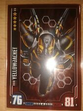 Hero Attax Marvel Cinematic Universe Mirror-Karte Nr.47 Yellowjacket Sammelkarte
