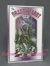 DRAGON TAROT BOOK by Terry Donaldson - works with Tarot Card Deck