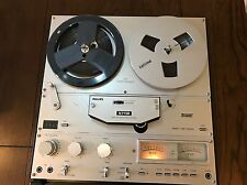Philips N7150 N 7150/15 reel to reel tape recorder