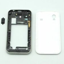 FULL HOUSING COVER + FRAME + BUTTON FOR SAMSUNG GALAXY ACE S5830 #H-286_WHITE