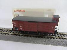 Fleischmann 5365K Güterwagen der DR braun guter Zustand m. Originalverpackung