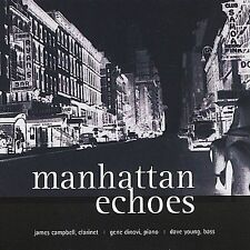 Unknown Artist Manhattan Echoes CD ***NEW***