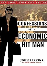 Confessions of an Economic Hit Man by John Perkins (2005, CD)