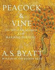 NEW - Peacock & Vine: On William Morris and Mariano Fortuny
