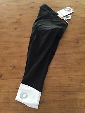 NWT Pearl Izumi Elite 3/4 Tight Size Small 3D Chamois Black