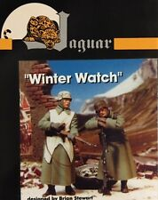 "Jaguar 1/35 "" Winter Watch"" German Sentries (2 Figures) - JAG-63126"