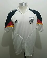 Adidas Germany 03/04 Home #13 Ballack Soccer Futbol Football Jersey Mens Large D