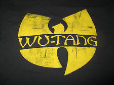 2012 WU-TANG CLAN (MED) T-Shirt RZA GZA METHOD MAN RAEKWON U-GOD GHOSTFACE