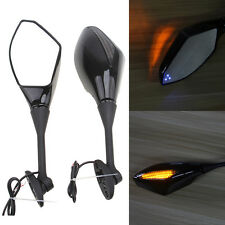Motors 12V Rear View Mirror for HONDA CBR600RR 2003-2008 CBR1000RR 2004-2008