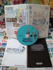 Nintendo Wii:Final Fantasy Crystal Chronicles - Echoes of Time [TOP RPG] Fr