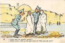 CPA ILLUSTRATEUR SIGNE CHAGNY VOUS ETES DE GENTILS POILUS?