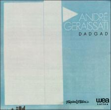 ANDRE GERAISSATI - Dadgad - CD ** Very Good condition **