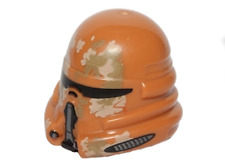 LEGO STAR WARS Helmet Airborne Clone Trooper with Tan and Dark Tan Camouflage