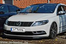 Spoilerschwert Frontspoilerlippe Cuplippe aus ABS VW Passat CC Typ 3CC mit ABE