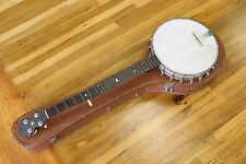 JACOT & SONS 39 UNION SQUARE NEW YORK EARLY VINTAGE SS STEWART BANJO 5 STRING