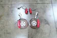 JDM 01-06 Toyota Celsior Lexus LS430 4 Pot Front Brakes Calipers 2 Pot Rear