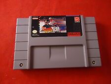 Super Slap Shot (Super Nintendo SNES 1993) game WORKS! Slapshot
