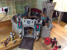 Playmobil 4866 Eagle Knights Castle Bundle Loads Of Extras Horses Weapons