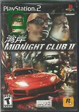 Midnight Club II  (Sony PlayStation 2, 2003)