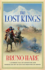 The Lost Kings, Bruno Hare, New