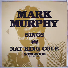MARK MURPHY: Sings Nat's Choice, Vol. 1 LP (WLP, tape/tag residue on cover, sli