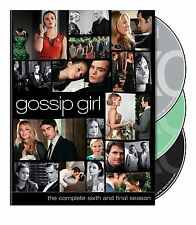 New Sealed Gossip Girl - The Complete Sixth and Final Season DVD 6