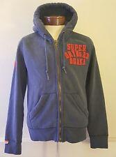 Superdry Mens Premium Fleece Hoodie Size Medium