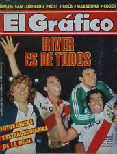 RIVER PLATE 1st Final Match LIBERTADORES 1986 vs AMERICA DE CALI - Magazine