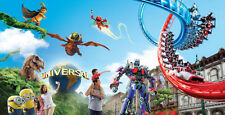 Universal Studios Singapore Full Day Pass Admission Ticket - SPECIAL PROMO