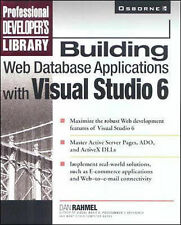 Building Web Database Applications with Visual Studio 6-ExLibrary