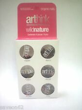 Organic Nails. Arthink Wildnature. Naturaleza Muerta Para Decoracion de Uñas
