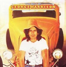 GEORGE HARRISON The Best Of CD Capitol Records Apple Parlophone Beatles Clapton