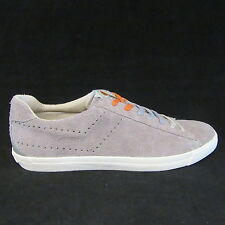 Para Hombre PONY TOPSTAR Top STAR FOOTPATROL ante Gris Retro Zapatos Zapatillas Size UK 11