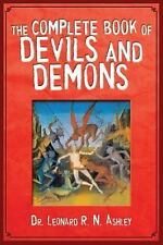 The Complete Book of Devils and Demons, Leonard R. N. Ashley, New Books