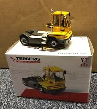 1:50 Terberg Shunter YT 182 Heavy Haulage Compatible With WSI