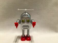"Tin Toy Robot ""Thunder Robot"" Tin Age Collection Die cast BRiKeys JAPAN F/S"