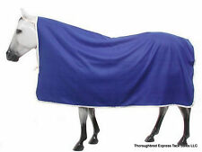 Tough-1 Royal Blue Softfleece Traditional Cooler Horse Tack 33-469
