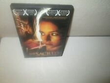 THE SACRED rare Native American Horror dvd Florida Swamps JESSICA BLACKMORE