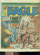 EAGLE weekly British comic book June 30 1984 VG+