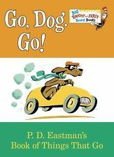 Big Bright and Early Board Book: Go, Dog. Go! by P. D. Eastman (2015, Board...