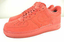 DS 2013 NIKE AIR FORCE 1 LV8 GYM RED SUEDE 9.5 SUPREME HYPERFUSE CO.JP MAX 1 90
