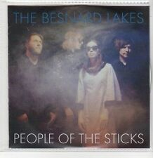 (DQ685) The Besnard Lakes, People of the Sticks - 2013 DJ CD