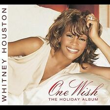 One Wish: The Holiday Album by Whitney Houston (CD, Nov-2003, Arista) NEW