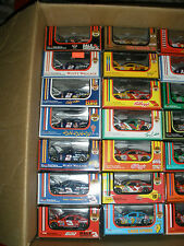 1998 NASCAR Revell Collection 1:64 Complete Set 43 Cars Total Brand New In Boxes