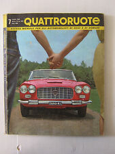 QUATTRORUOTE LUGLIO 1961 / ANNO VI / NUMERO 67  - LEGGI